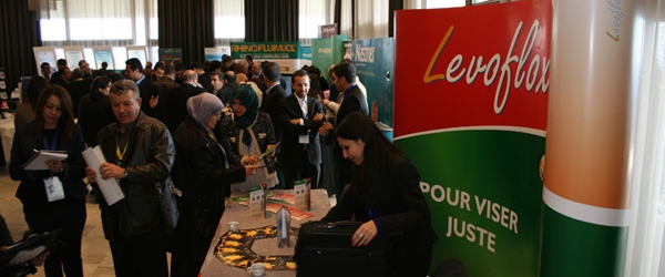 Participation des Laboratoires INPHA-MEDIS au 12ème congres national de l'ANOL